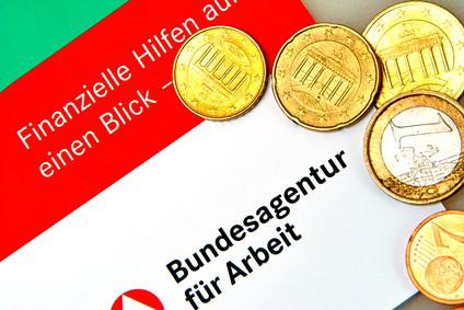 Arbeitslosenzahlen in Deutschland