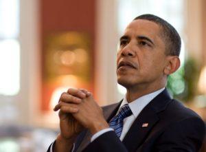 Besuch in der Botschaft: Barack Obama spricht den Norwegern sein Mitgefühl aus.