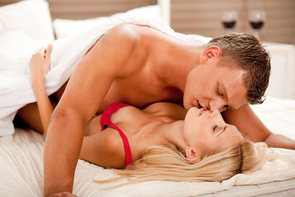 Sex wird am liebsten am Abend praktiziert!