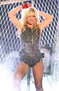 Britney Spears verzichtet auf ihr Handy