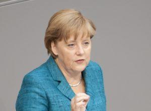 Der US-Historiker Stern kritisiert Merkel für ihre Europapolitik.