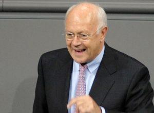 CSU-Politiker Hans-Peter Uhl fordert Vorratsdatenspeicherung