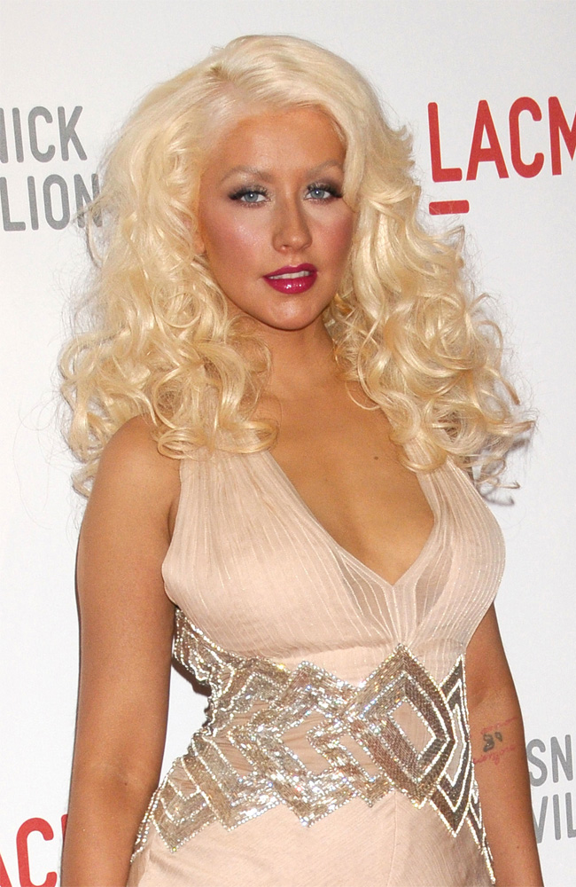 Sängering Christina Aguilera plant angeblich Duett mit Eminem