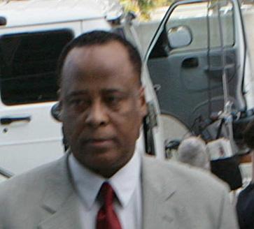 Dr. Conrad Murray ist Selbstmordgefährdet