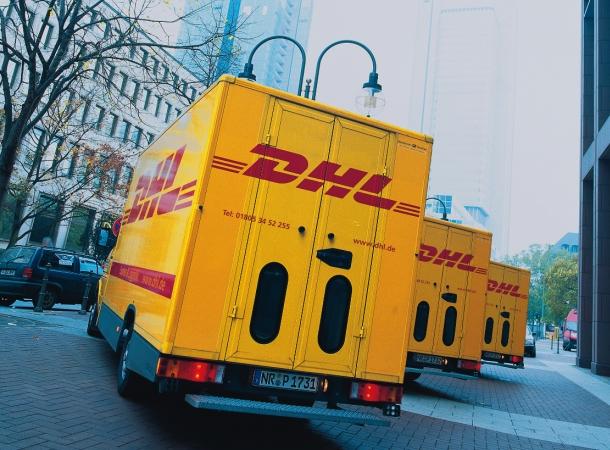 DHL Logistik kann deutlichen Gewinnanstieg verzeichnen