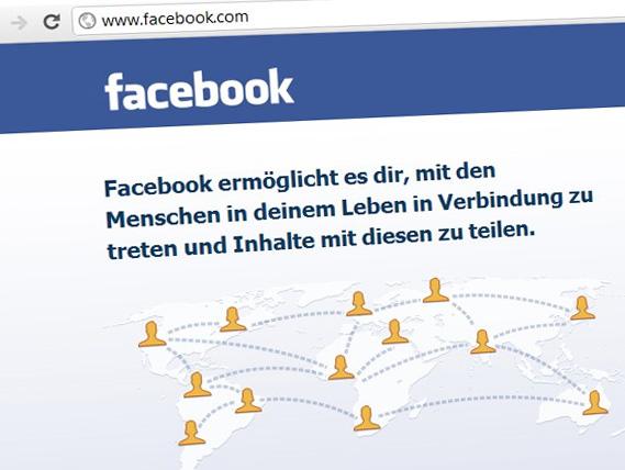 Facebook-Soziales-Netzwerk