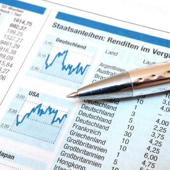 Ratingagenturen bewerten Unternehmen und Staaten