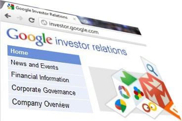 Larry Page, Chef von Google, legt ein super Ergebnis für das 2. Quartal vor