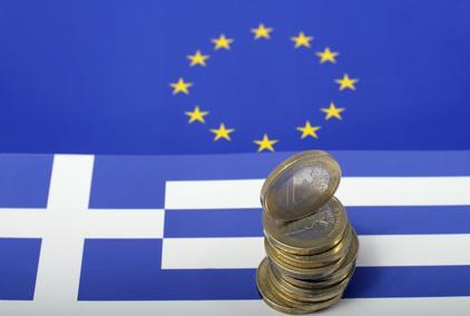 Ratingagentur stuft Griechenland als teilweise zahlungsunfähig ein.
