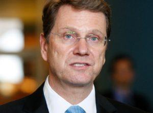 Guido Westerwelle kritisiert Gewalt in Syrien