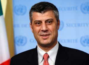 Hängt die serbische Regierung mit der Gewalt im Kosovo-Gebiet zu tun?