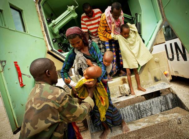Hungersnot in Somalia - die Lage ist sehr Ernst!