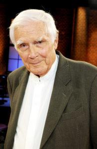 Joachim Fuchsberger wurde für sein Lebenswerk geehrt