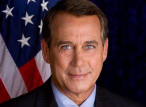 John Boehner ruft eigene Reihen zur Disziplin auf.