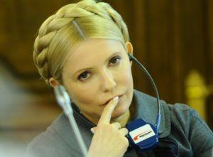 Julia Timoschenko muss wegen Gasdeal in U-Haft