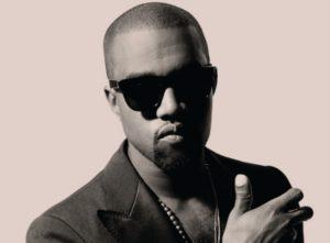 Kanye West wohnt während des Big Chill Festivals in einem Schloss.