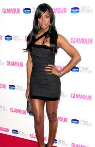 Kelly Rowland nimmt an Chris Brown-Tournee teil