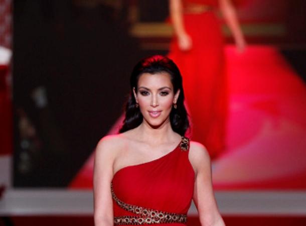 Ohne Sonnenbrille geht für Kim Kardashian nichts.