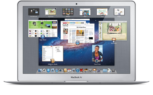 Codename Lion: Apples Betriebssystem Mac OS X 10.7