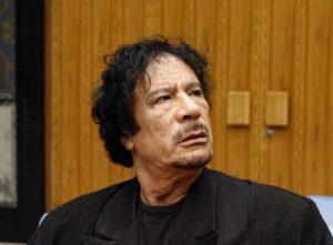 Handelsembargo gegen Muammar al-Gaddafi