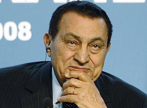 Muhammad Husni Mubarak muss sich für seine Taten während der Amtszeit verantworten.