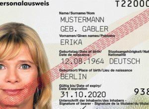 Neuer Personalausweis wird von Verwaltungen gut angenommen.