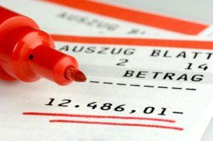 Anzahl der Privatinsolvenz steigen