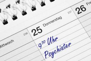 Zahlreiche Profisportler unter falschen Namen in psychologischer Behandlung.