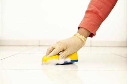 In Dortmund schrubbte eine Putzfrau Teile eines kostbaren Kunstwerkes weg