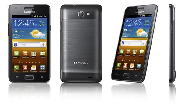Neues Smartphone von Samsung: Galaxy R