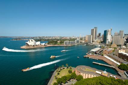 Versuchte Erpressung mit Bombenattrappe in Sydney (Australien)