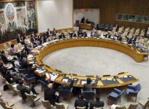 UN Sicherheitsrat verlängert Militäreinsatz in Darfur.