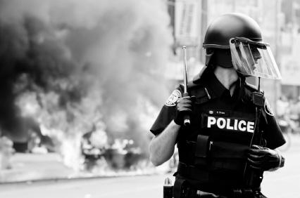 Unruhen in London - In immer mehr Städten eskaliert die Gewalt