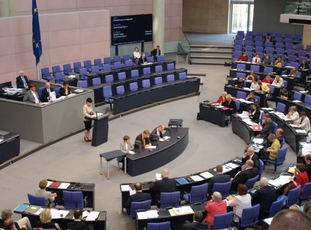 Heute entscheidet der Bundestag über den Haushalt des kommenden Jahres