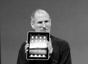 Steve Jobs erlag seinem Krebsleiden