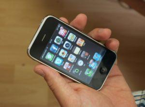 Daten von Smartphones gehen am häufigsten auf der Toilette verloren.